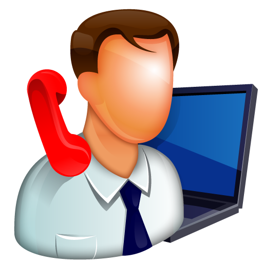 Support, Receptionist, Help, Guy, Man, Buy, Call, User, Sell