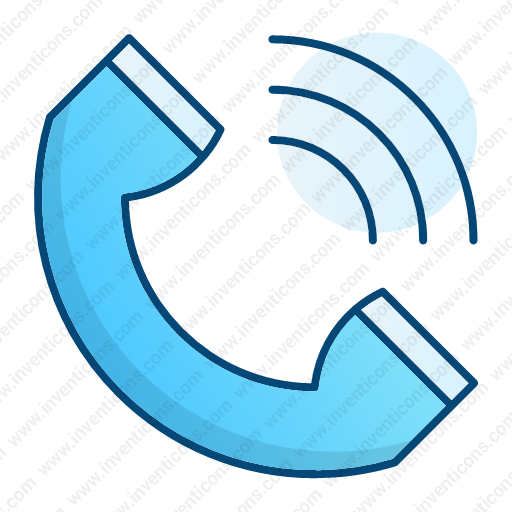 Download Phone,communication,call Icon Inventicons