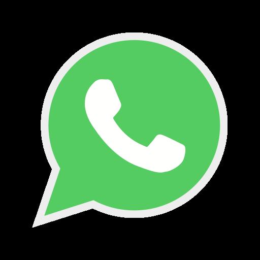 Call, Contact, Logo, Media, Message, Social, Whatsapp Icon