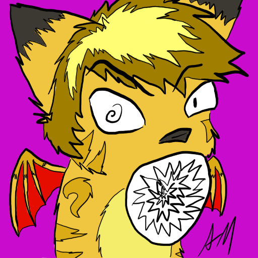 Don't Call Me Cute Icon Weasyl