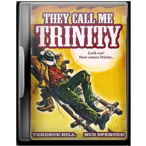 They Call Me Trinity Icon Movie Mega Pack Iconset