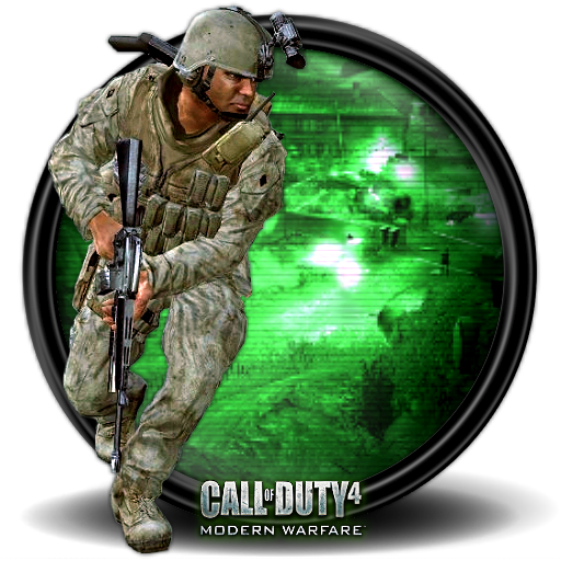 Call Of Duty Mw Multiplayer New Icon Mega Games Pack
