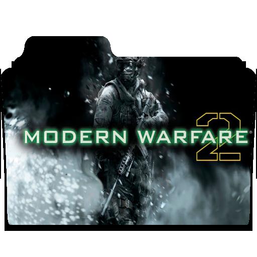 Call Of Duty Modern Warfare Folder Icon