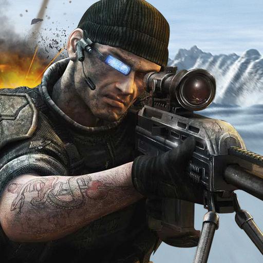 Call Of Modren War Commando Sniper Force Duty
