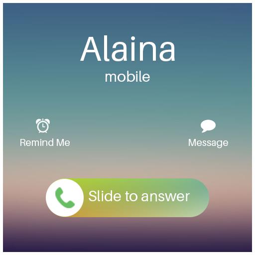Hd Phone X I Call Screen Apk
