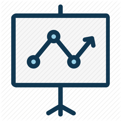 Analytics, Board, Business, Diagram, Office, Stand, Whiteboard Icon