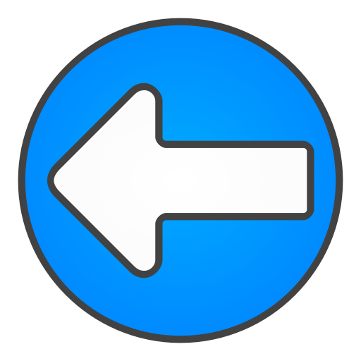 Left Smooth Icon
