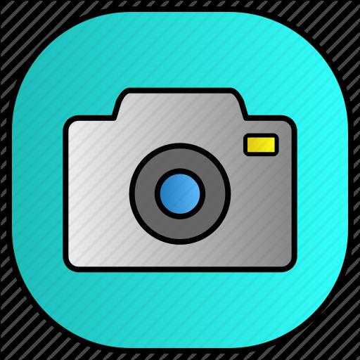 Android, Aplication, App, Camera, Phone Icon