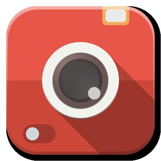Apps Camera B Icon Flatwoken Iconset Alecive