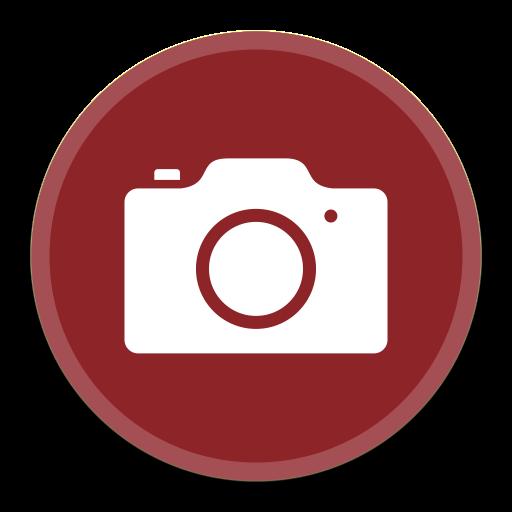 Photos, Camera Icon Free Of Button Ui