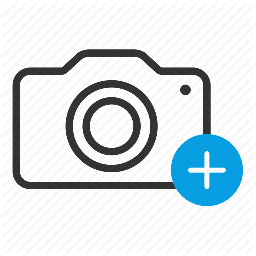 Add, Camera, Image, Photo, Photography, Picture Icon