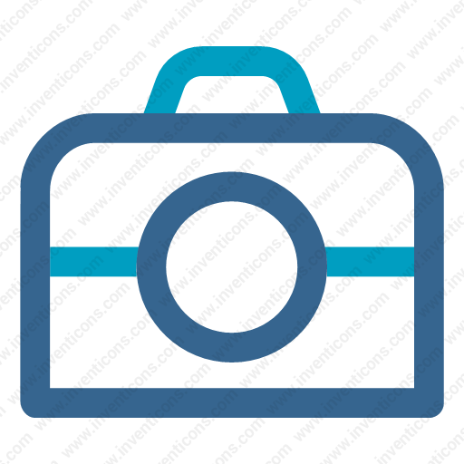 Download Camera,linecolor Icon Inventicons
