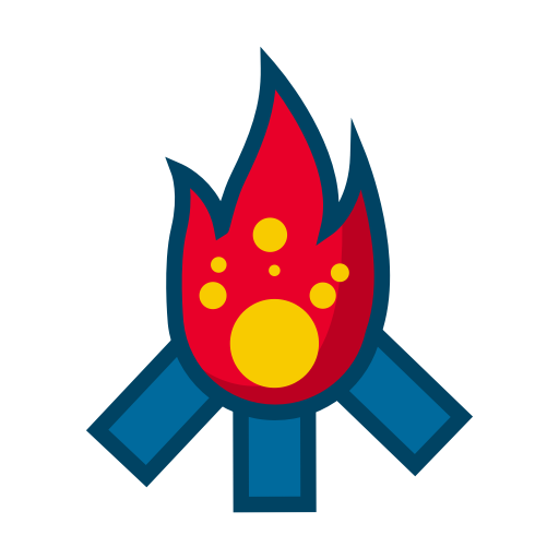 Campfire Icon Png Images In Collection