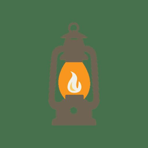Lantern Camping Kit Icon