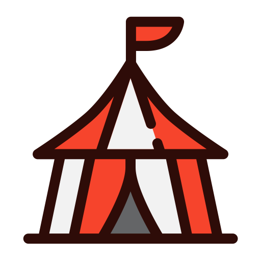 Camping Tents Icons, Download Free Png And Vector Icons