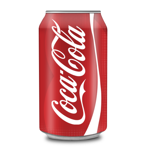 Coca Cola Can Icon Coke Pepsi Can Iconset Michael