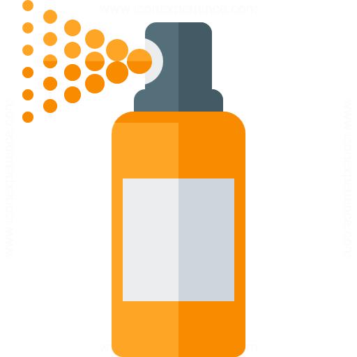 Iconexperience G Collection Spray Can Icon
