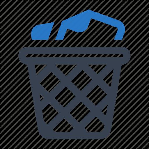 Recycle Bin, Trash Bin, Trash Can Icon