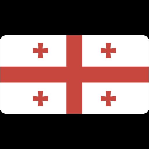 Georgia, Flag, Flags Icon Free Of Flat Europe Flag Icons