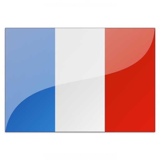 Iconexperience V Collection Flag France Icon