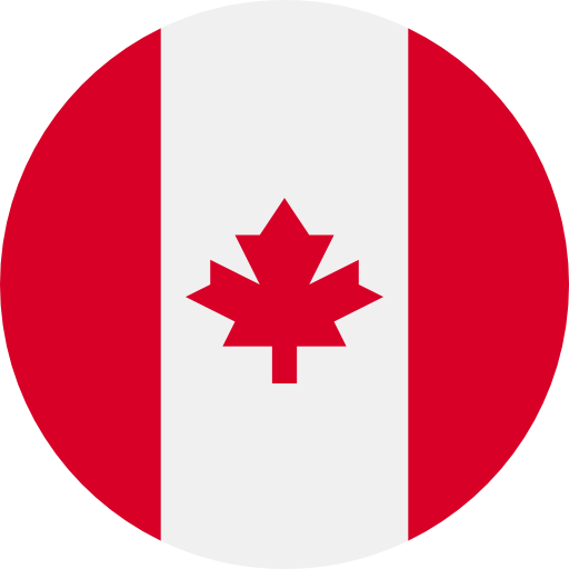World, Flag, Canada, Flags, Country, Nation Icon