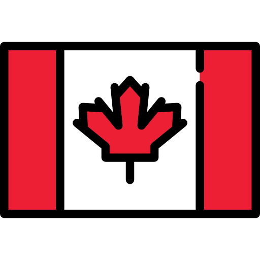 Country, Flags, Flag, Nation, Canada Icon