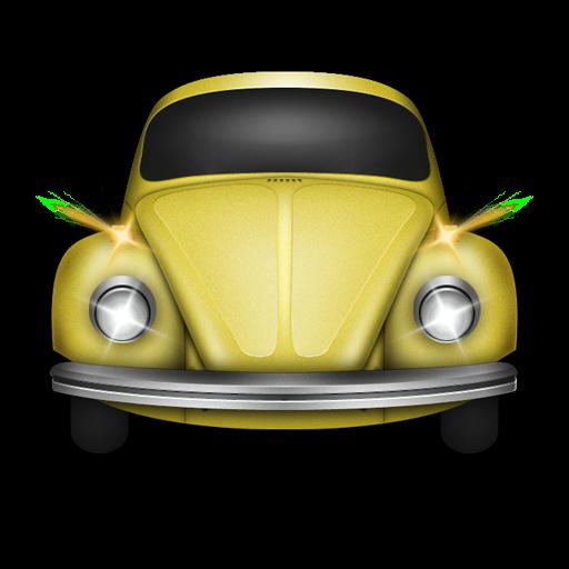 Beetle Canary Icon Classic Beetle Iconset Wackypixel