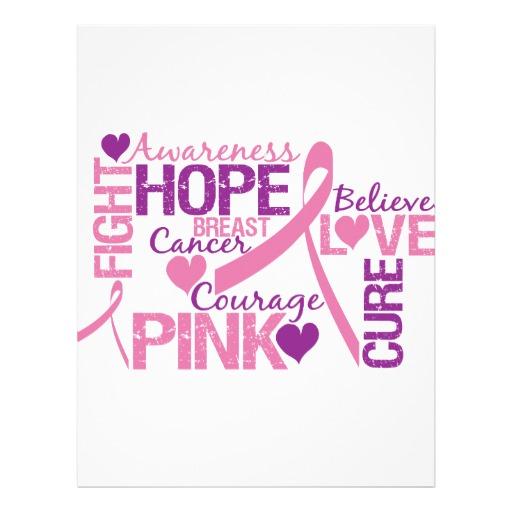 Purple Breast Cancer Ribbon Clip Art