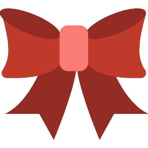 Ribbon Icon Holiday Elements Smashicons