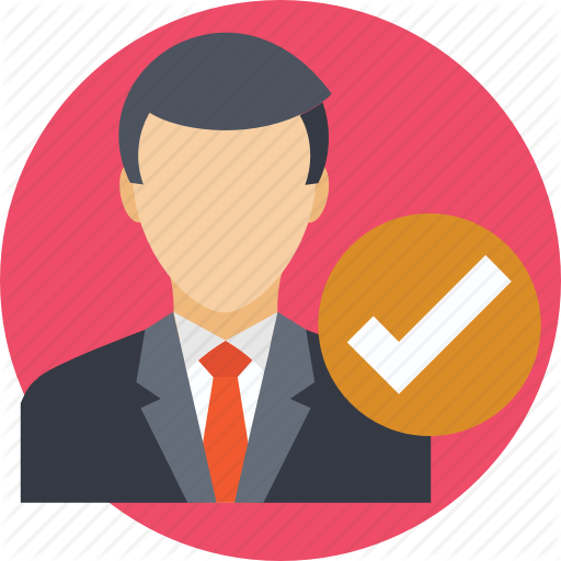Approved, Approved Candidate, Hired, Selected, Selected Candidate Icon