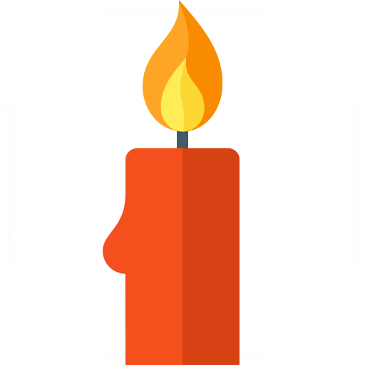 Iconexperience G Collection Candle Icon