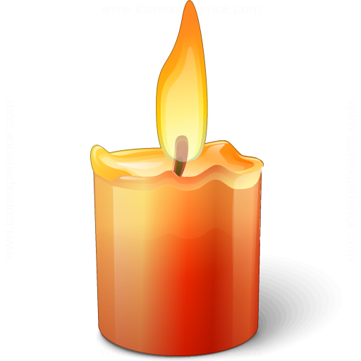 Iconexperience V Collection Candle Icon
