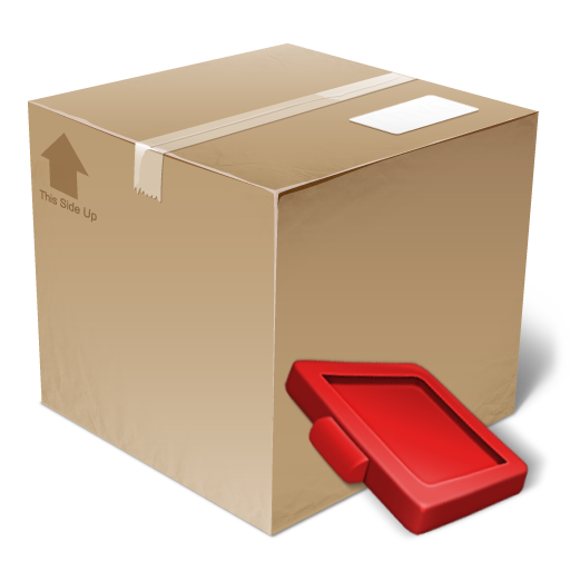 Package Candybar Icon