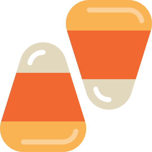 Candy Corn Png Icon