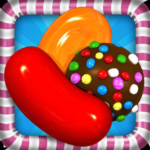 Candy Crush Saga Mobile Game App Icons Candy Crush
