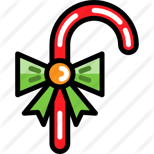 Icon Download Candy Cane