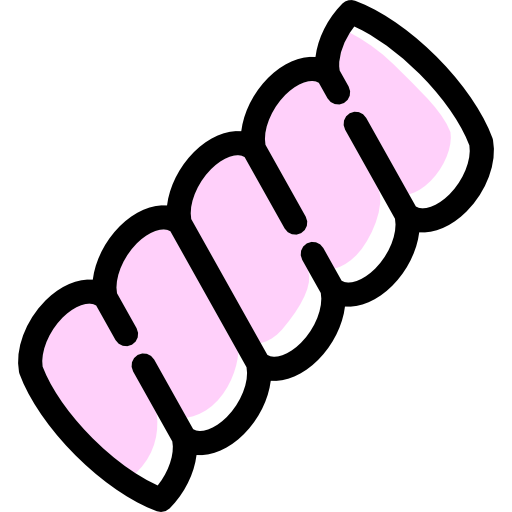 Linear Sweet And Candy Elements Icon