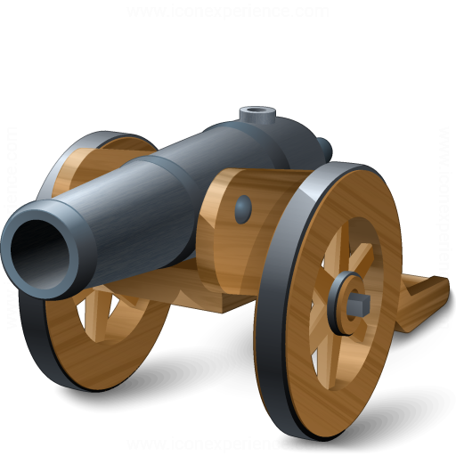 Iconexperience V Collection Cannon Icon