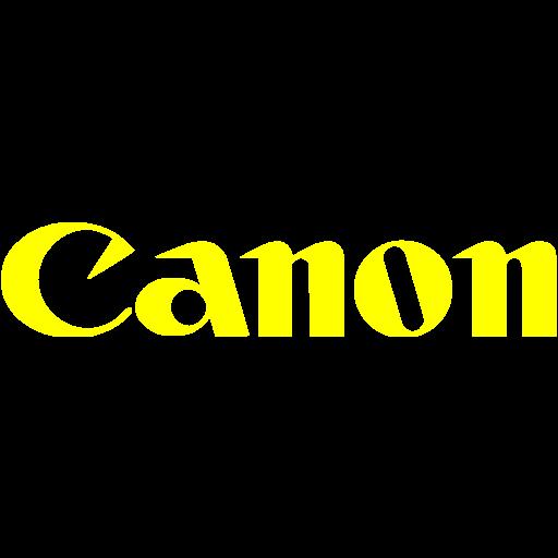 Yellow Canon Icon