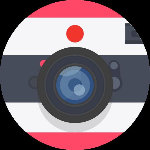 Canon, Lens, Nikon, Camera, Photo, Cam, Photograph Icon