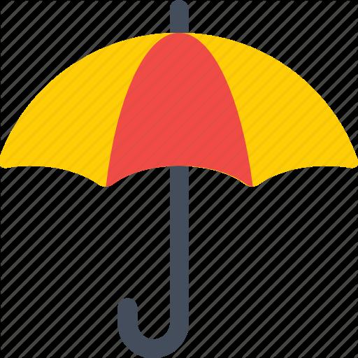 Canopy, Parasol, Rain, Sunshade, Umbrella Icon