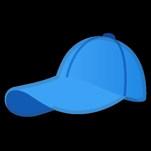 Billed Cap Icon Noto Emoji Clothing Objects Iconset Google