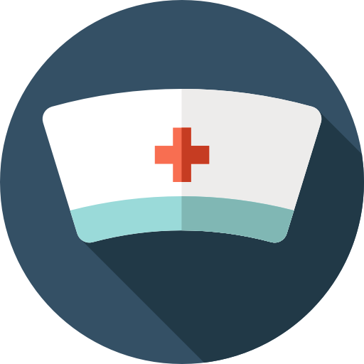 Cap, Bonnet, Healthcare And Medical Icon