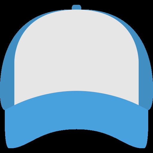 Cap Icon Flat Free Sample Iconset Squid Ink