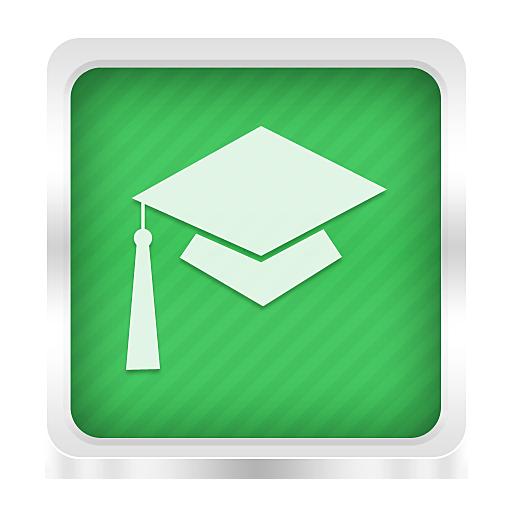 Graduation Cap Logo Icon Download Free Icons