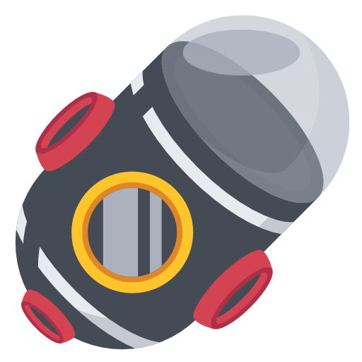 Diving, Capsule Icon Free Of Sea Elements Icons