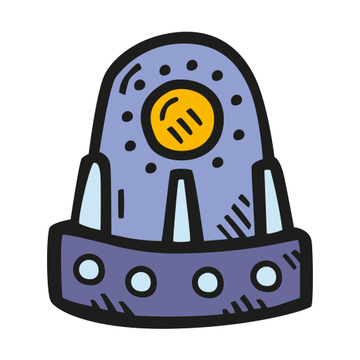Space Capsule Icon Free Space Iconset Good Stuff No Nonsense