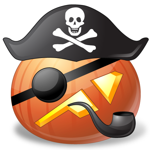 Captain Pirate Ship Icon Download Free Icons