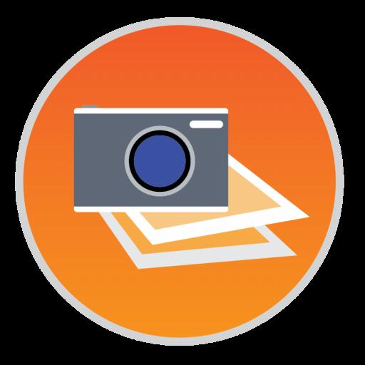 Image Capture Icon Stock Apps Part Iconset Hamza Saleem