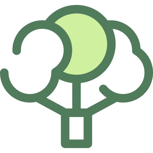 Broccoli Vegetable Png Icon